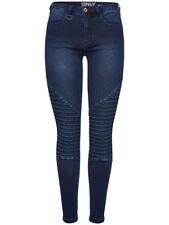 ONLY Damen Jeans Hose Leggings onlROYAL BIKER REG BJ11502 Skinny Jeggings NEU