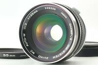 [EXC+5] Olympus OM System Zuiko MC Auto-W 35mm f/2 Wide Angle Lens from Japan