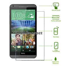 anti éraflures Film protecteur écran en verre trempé HOUSSE PROTECTION - HTC