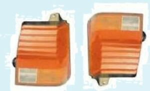 TOYOTA STARLET EP71 EP70 MODEL 1985 89 TAIL REAR LIGHT LEFT RIGHT PAIR USED