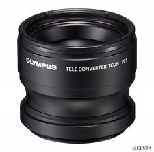 Olympus Teleconverter 1.7 TCON-T01 For TG-1, TG-2  From Japan F/S epacket