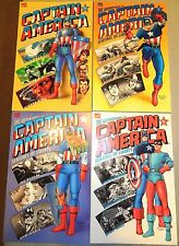 THE ADVENTURES OF CAPTAIN AMERICA SENTINEL OF LIBERTY SET 1 2 3 4 MARVEL COMICS