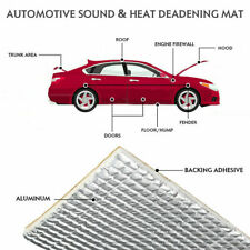 Car Thermal shield insulation Heat Proof Sound Deadener Noise Control 84