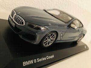 BMW 8 Series Coupe New Model 1/18 Norev 850i