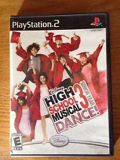 Disney High School Musical 3: Senior Year Dance Sony PlayStation 2 2008