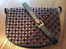 bottega veneta Woven Leather Hand Shoulder Bag EUC BEAUTIFUL