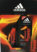 Adidas Extreme Power Gift Set 150ml Deodorant + 250ml Shower Gel GIFT SET