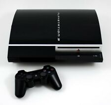 Sony PlayStation 3 80 GB Piano Black Console
