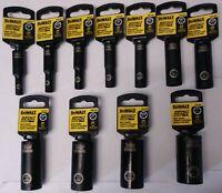 DEWALT DW2284 3//8-Inch IMPACT READY Deep Socket for 3//8-Inch Drive