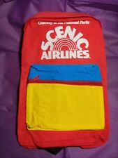More details for scenic airlines child's backpack. 1980s unused. excellent condition