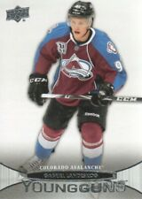 2011-12 Upper Deck Avalanche Hockey Card #208 Gabriel Landeskog YG Rookie