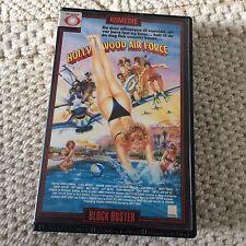 Weekend Warriors aka Hollywood Air Force / Norwegian VHS