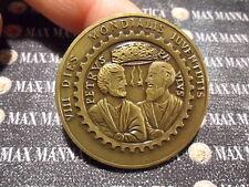 GIOVANNI PAOLO II MEDAGLIA BRONZO VIII GIORNATA MONDIALE GIOVENTU' 1993 cod.GP30