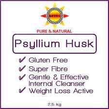 Psyllium Husk 2.5kg