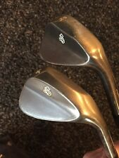 2PC- Scratch DS Forged Satin Wedge Set (53 & 58*)