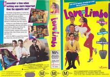 LOVE IN LIMBO ADEN YOUNG RUSSELL CROWE VHS PAL VIDEO~ A RARE FIND