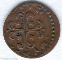 Italia Piacenza N.D. Sesino cobre periodo 1783 a 1795 @ Muy Bella @ 1