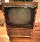 VINTAGE 1959 ZENITH COMMANDER 200 TELEVISION WITH REMOTE CONTROL