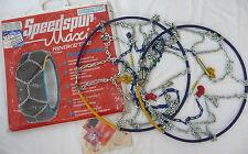 NEU Ottinger Speedspur Maxi Schneeketten Ringkette viele Reifengrößen z.B. 175/1