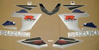 GSX-R 750 2005 complete decals stickers graphics kit set k5 transfers pegatinas