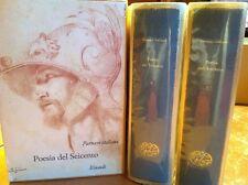 Poesia del Seicento - Parnaso italiano - Einaudi