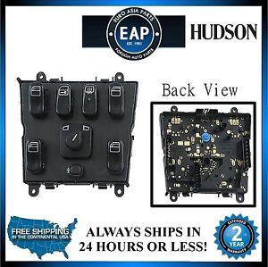 For 1998-2003 ML320 1999-2001 ML430 2000-2003 ML55 AMG Door Window Switch New