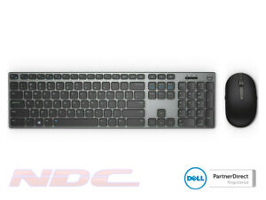 Dell Premier Wireless Keyboard and Mouse Combo UK English (QWERTY) - KM717