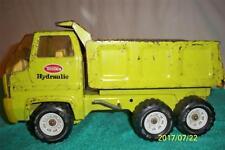 """Tonka 1976 #2585 Hydraulic Dump Truck  Pressed Steel Parts-Restore 13 1/4"""" L"""