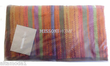 MISSONI HOME BRANDED PACK ECO DYE TWO HAND TOWELS SET 100% COTTON VELOUR PHOEBE