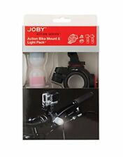 Joby Bike Mount and Lightpack for Action Cams and GPS