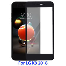 For LG K8 2018 Aristo 2 FULL COVER Coverage Tempered Glass Screen Protector