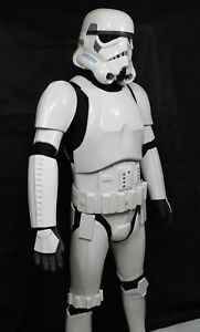 Star Wars Stormtrooper Armor kit Idealized Version Glossy ABS UV Stable