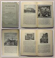 Büttner Das Henriettenstift 1885 Festschrift Geschichte Ortskunde Hannover xz