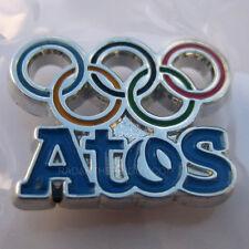 2012 London Summer Olympic Atos Pin