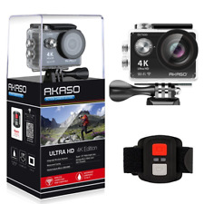 4K Sport Go Pro Action Camera Ultra HD 12MP WiFi Waterproof Remote Control NEW