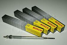 NEW BOSCH X4 pcs Glow Plug For TOYOTA Avensis Estate Liftback Saloon 1985027010