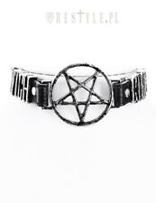 Restyle Witchcraft Black Goth Punk Emo Gothic Vegan Womens Necklace Choker