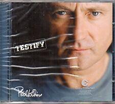 PHIL COLLINS - TESTIFY - CD (NUOVO SIGILLATO)