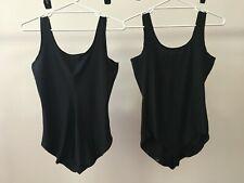 NEW - Spanx Thinstincts Black Bodysuits Size M