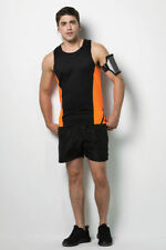 Basketball Sleeveless Activewear Vests for Men