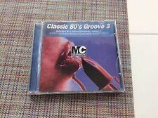 CLASSIC 80's GROOVE 3 - MASTERCUTS CD - SOUL FUNK CLASSICS- O' JAYS, FONDA RAE..