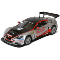 Slot Car Scalextric Aston Martin DBR9 Hexis #4 SCX 1/32 A10141