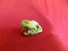 Fair Trade Handcrafted Gecko Miniature Figurine