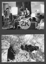 ERIC ROHMER Ma nuit chez Maud ALMENDROS TRINTIGNANT Camera Tournage 2 Photos '69