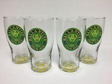Ballantine IPA India Pale Ale 16 Oz Tulip Pint Glass - Set of (4) Glasses - NEW