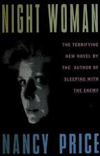 Nancy Price / Night Woman Spy Hardcover 1992 First Edition
