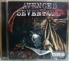 Avenged Seven Fold, City Of Evil, (parental advisory) CD