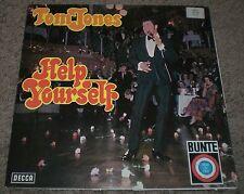 Help Yourself Tom Jones~1968 German Import Pop Vocal~Different Gatefold Sleeve