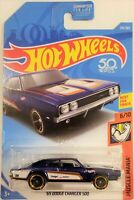 Hot Wheels - 2018 Muscle Mania 6/10 '69 Dodge Charger 500 215/365 (BBFKB08)