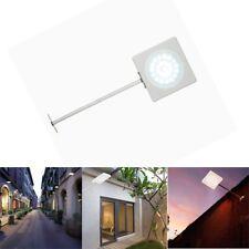 Solar 25 LED Microwave Radar Motion Sensor Light Waterproof IP65 Outdoor Street